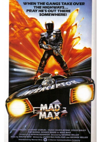 Mad Max (POSTER)