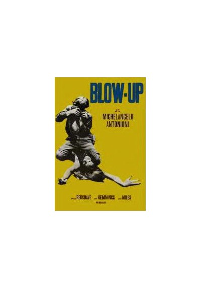 Blow Up - Amarillo (POSTER)