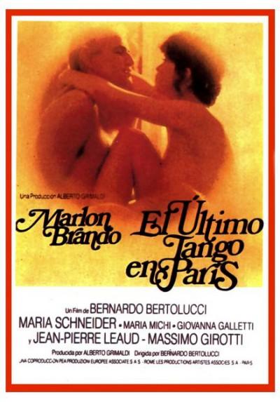 El último tango en París (POSTER)