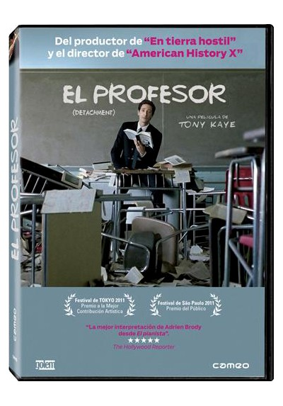 El Profesor (2011) (Detachment)