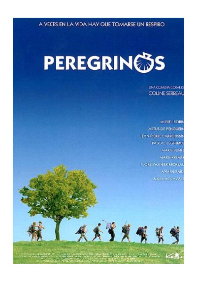 Peregrinos (2005) (Saint Jacques... La Mecque)