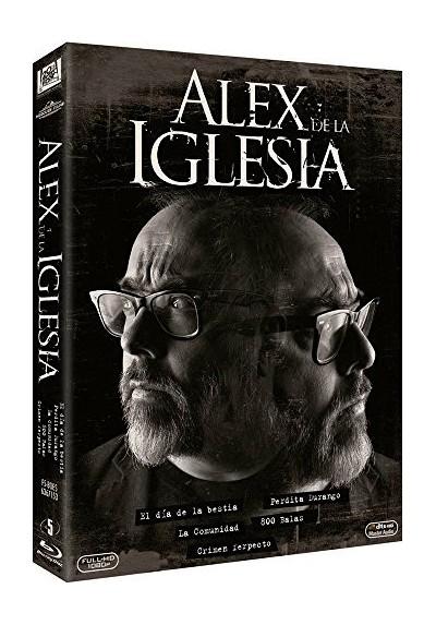 Colección Álex De La Iglesia - (Blu-Ray)