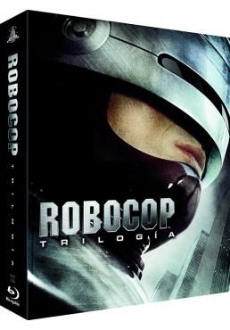 Trilogía Robocop - (Blu-Ray)