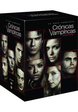 Pack Crónicas Vampíricas - Serie Completa