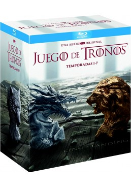 Juego De Tronos - Temporada 1 - 7 (Blu-Ray) (Game Of Thrones)