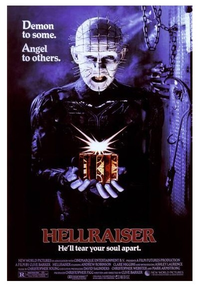 Hellraiser (POSTER)