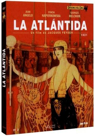 La Atlántida (1921) (Orígenes Del Cine) (L´atlantide)
