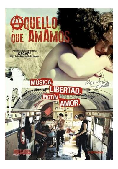 Aquello Que Amamos (V.O.S.) (Wszystko, Co Kocham)