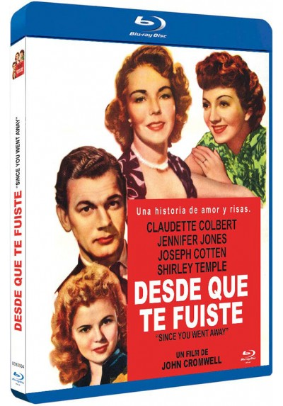 Desde Que Te Fuiste (Blu-Ray) (Bd-R) (Since You Went Away)