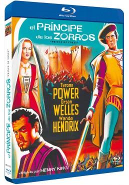 El Príncipe De Los Zorros (Blu-Ray) (Bd-R) (Prince Of Foxes)