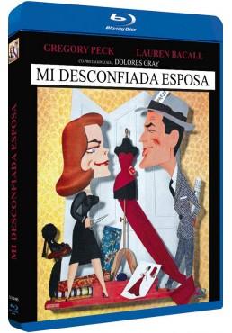 Mi Desconfiada Esposa (Blu-Ray) (Bd-R) (Designing Woman)
