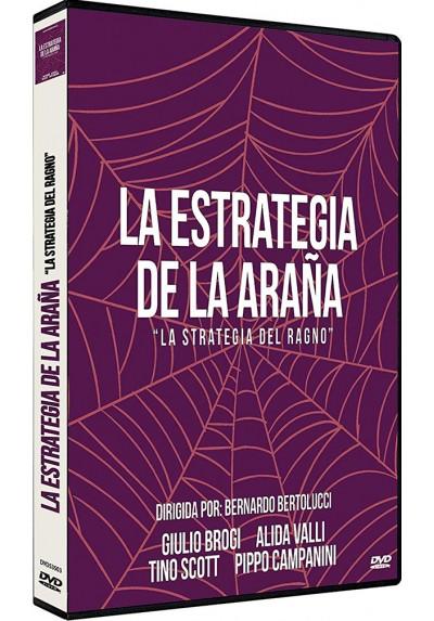 La Estrategia De La Araña (La Strategia Del Ragno)