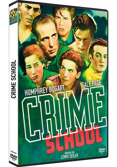 Crime School (Dvd-R)