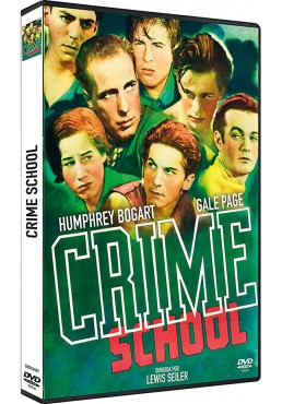 Crime School (Dvd-R)