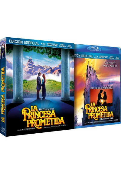 La Princesa Prometida (Blu-Ray + DVD)