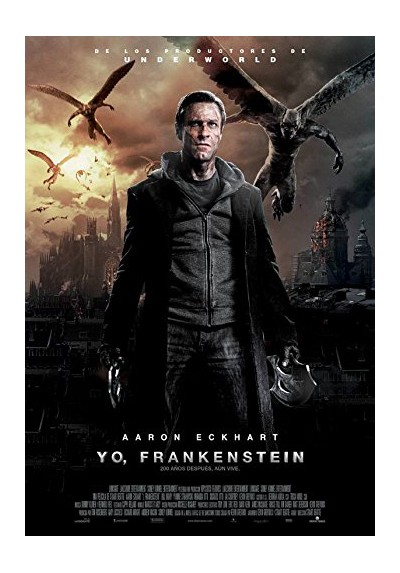 Yo, Frankenstein (I, Frankenstein)