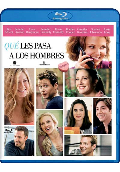 Qué Les Pasa A Los Hombres (He´s Just Not That Into You) (Blu-Ray)