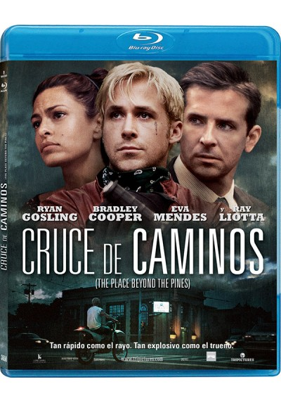 Cruce De Caminos (Blu-Ray) (The Place Beyond The Pines)