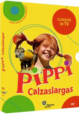 Pippi Calzaslargas - Serie Completa (Har Kommer Pippi Lanstrump)