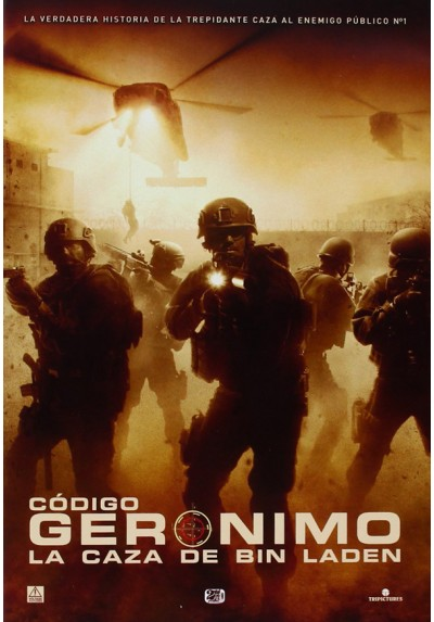 Código Gerónimo: La Caza De Bin Laden (Seal Team Six: The Raid On Osama Bin Laden)