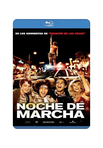 Noche De Marcha (Blu-Ray) (21 And Over)