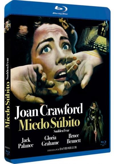 Miedo Súbito (Blu-Ray) (Bd-R) (Sudden Fear)