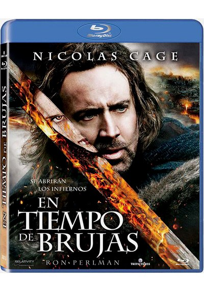En Tiempo De Brujas (Blu-Ray) (Season Of The Witch)