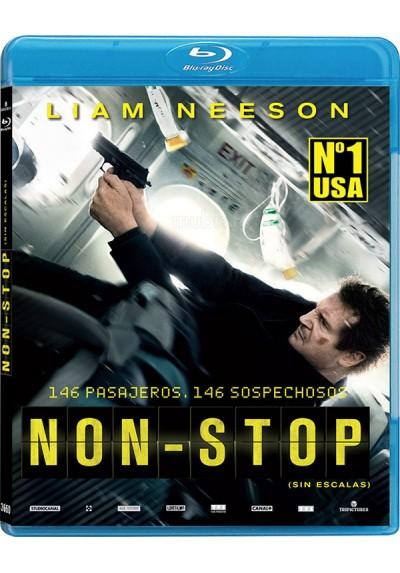 Non-Stop (Sin Escalas) (Blu-Ray)