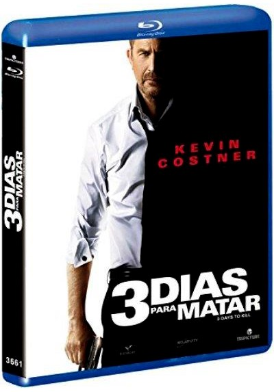 3 Días Para Matar (Blu-Ray) (3 Days To Kill)