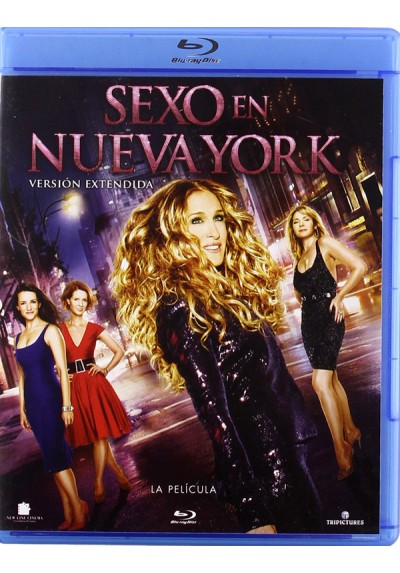 Sexo En Nueva York (Versión Extendida) (Blu-Ray) (Sex And The City)