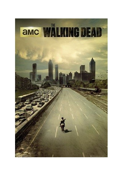 The Walking Dead - 1ª Temporada (POSTER)