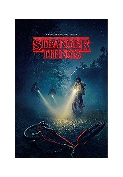 Stranger Things - Bicicletas (POSTER)