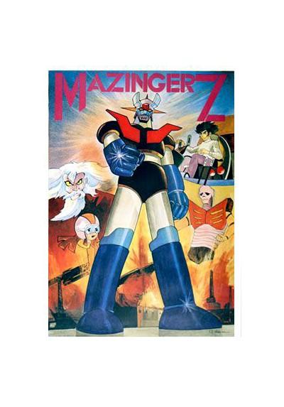 Mazinger Z (POSTER)