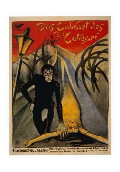 El Gabinete del Dr. Caligari (POSTER)