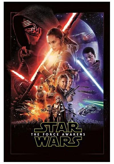 Star Wars - El Despertar de la Fuerza (POSTER)