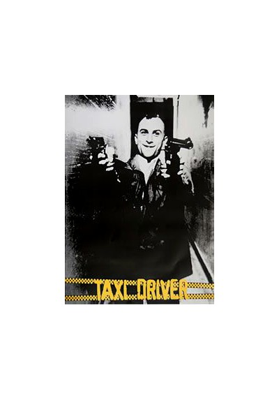 Taxi Driver - Travis Bickle (POSTER)