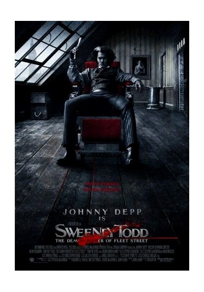 Sweeney Todd (POSTER)