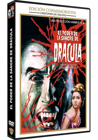 El Poder De La Sangre De Drácula (Taste The Blood Of Dracula)