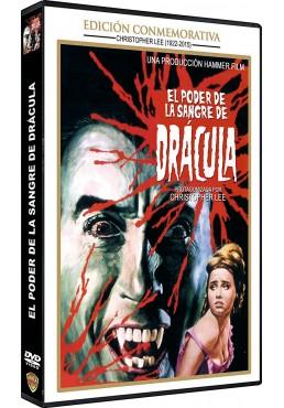 El Poder De La Sangre De Drácula (Taste The Blood Of Dracula)