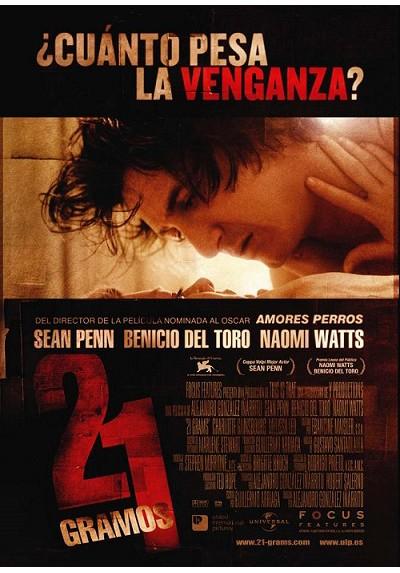 21 Gramos - Sean Penn (POSTER)
