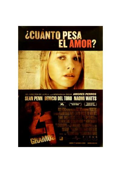 21 Gramos - Naomi Watts (POSTER)