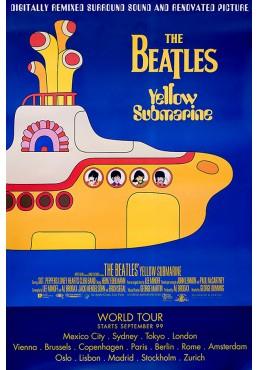 The Beatles - Yellow Submarine  (POSTER)