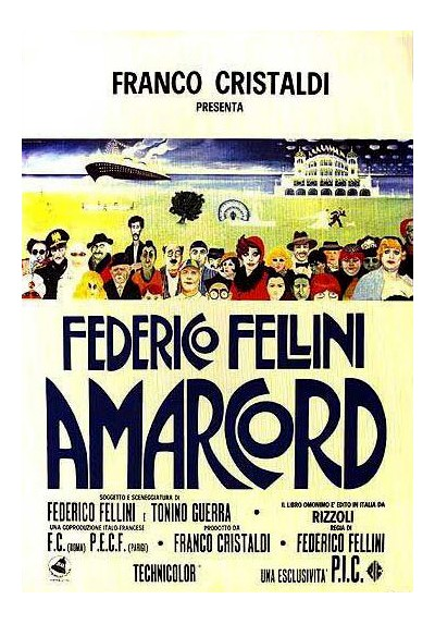 Amarcord (POSTER)