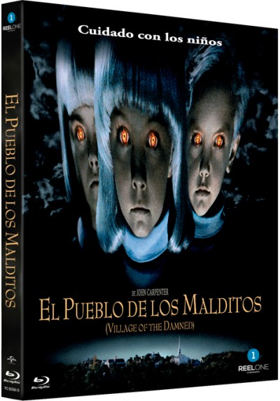 El Pueblo De Los Malditos (Blu-Ray) (Village Of The Damned)