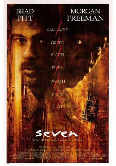Seven (POSTER)