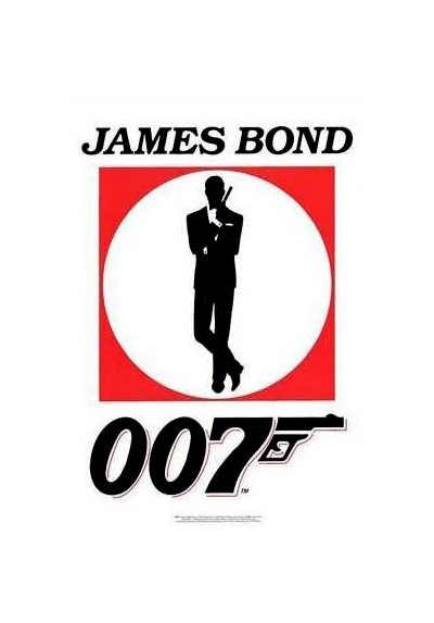 James Bond - Logo (POSTER)