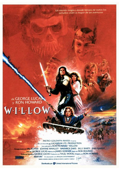 Willow (POSTER)