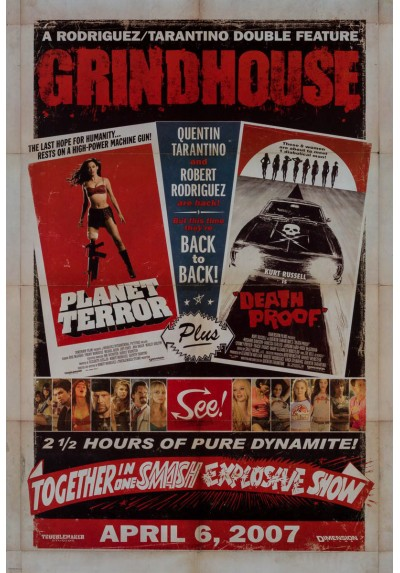 Grindhouse (POSTER)