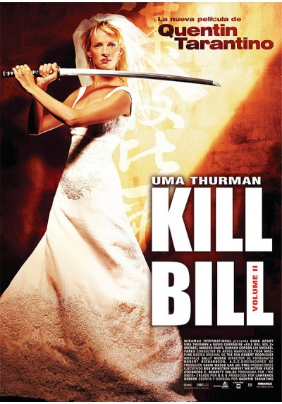 Kill Bill Vol 2 (POSTER)