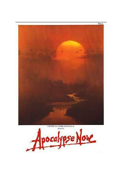 Apocalypse Now - Anochecer (POSTER)